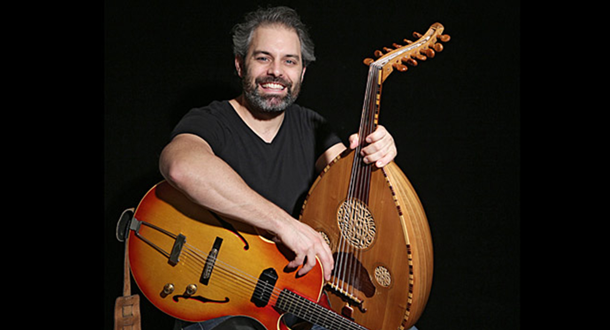 "Gord Grdina - ""Gord's Guitars"" Touring April 27-May 16, 2020"